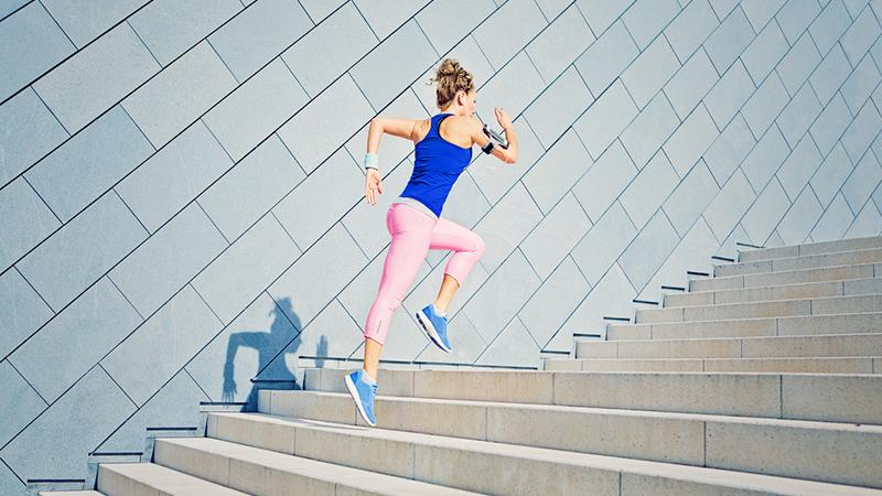 corsa, vivere in salute