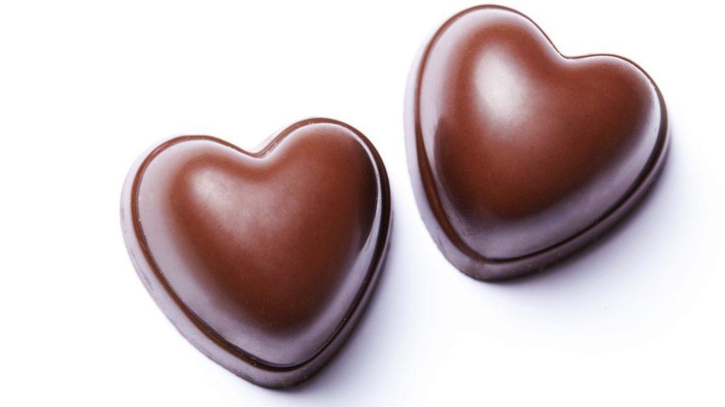 Cuori di cioccolata: pronti a sciogliersi?