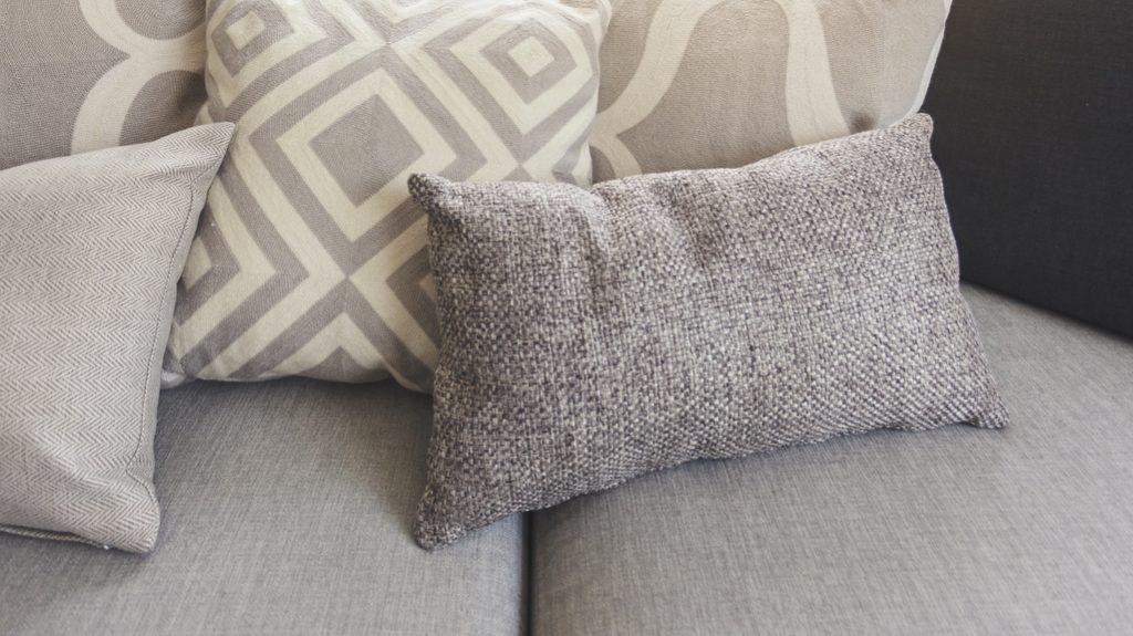divani in tessuto