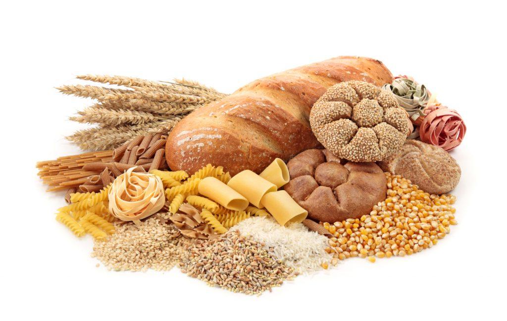 Cibi ricchi di carboidrati carboidrati