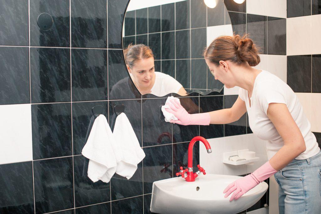 Pulire il bagno in poche semplici mosse