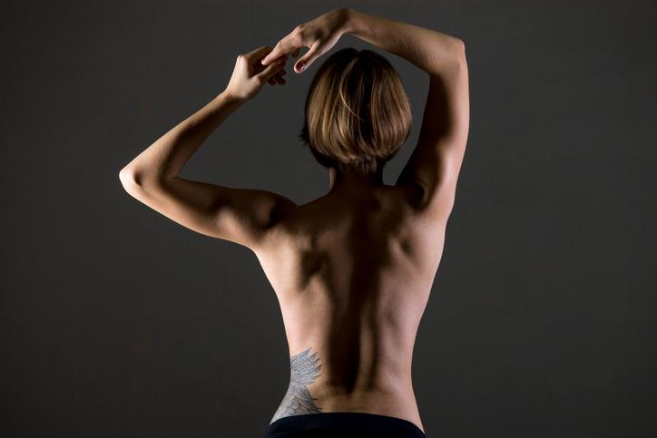Allenamento nudi, la nuova tendenza fitness