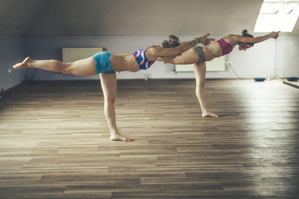 Yoga Bikram, il calore non fa la differenza