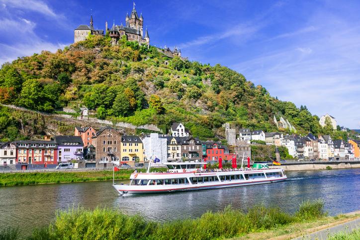 Crociere di lusso fluviali lungo il Reno