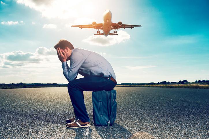 Stress da volo