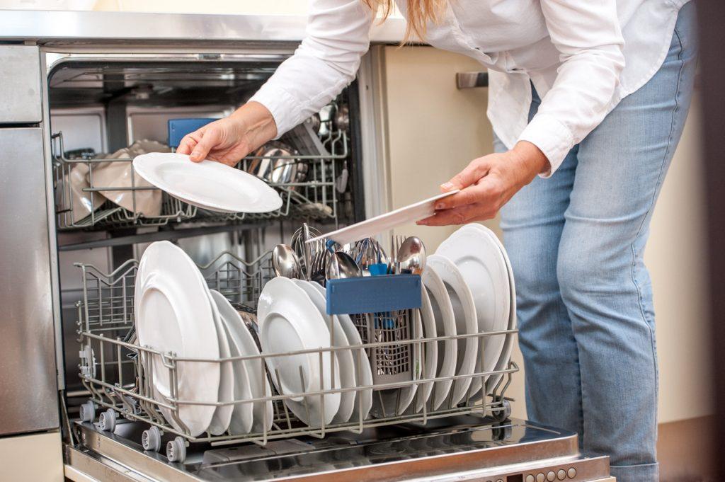 batteri nella lavastoviglie