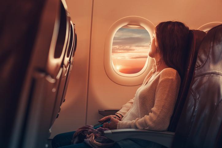 Lato dell'aereo: perché i passeggeri preferiscono il destro