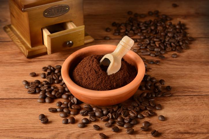 Il caffè come utile ingrediente di bellezza