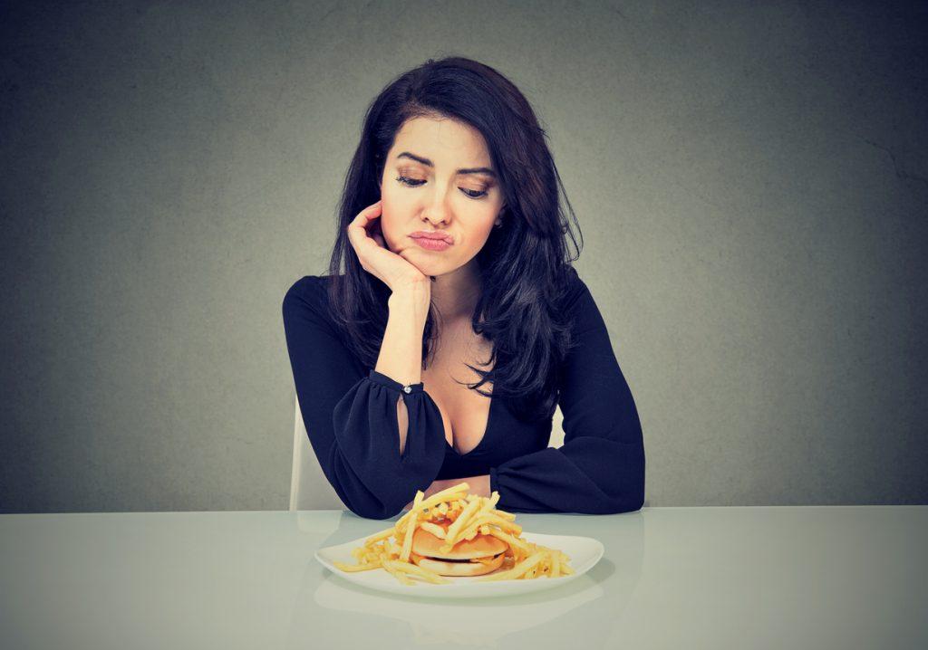 cibo e umore