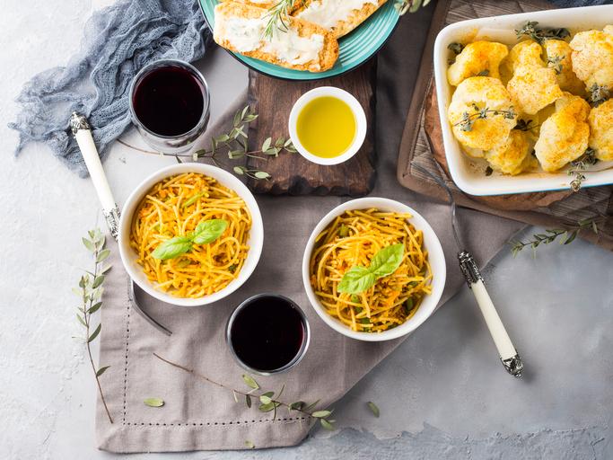 Carbonara veg: una ricetta, mille varianti