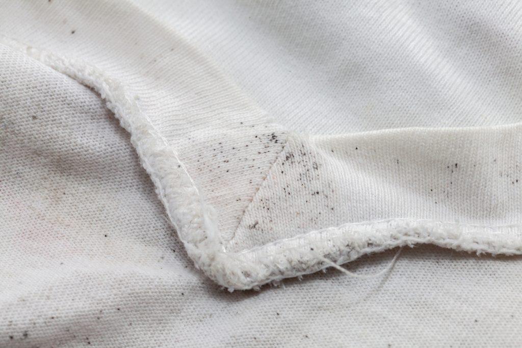 smacchiatore muffa per tessuti
