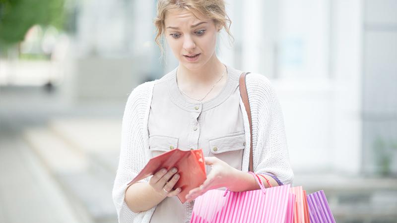 shopping: no ai sensi di colpa