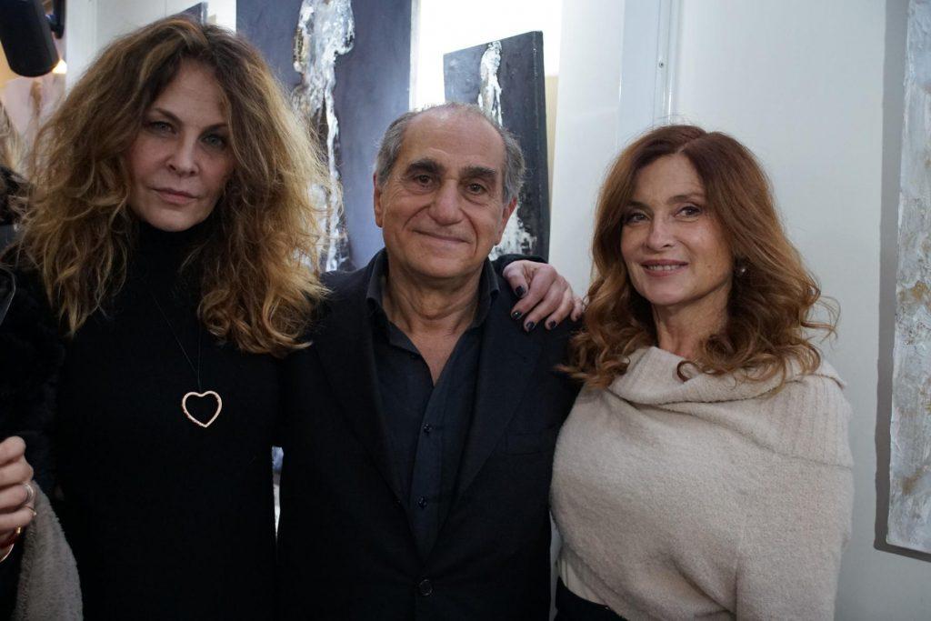 Roberta Cima, Pino Ammendola e Giusy Lauriola