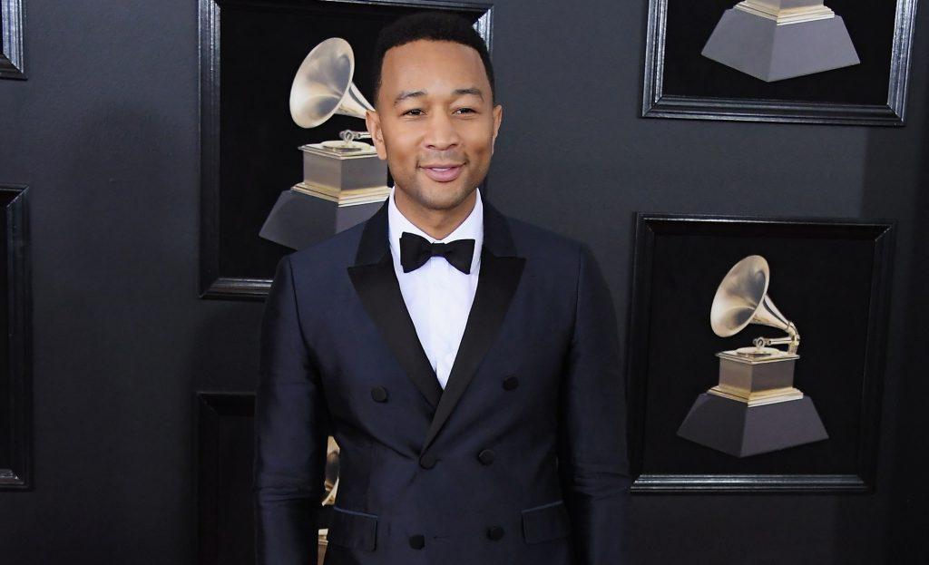 John Legend, icona di stile al maschile