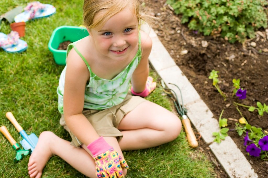 Orti a misura di bambini, per imparare divertendosi
