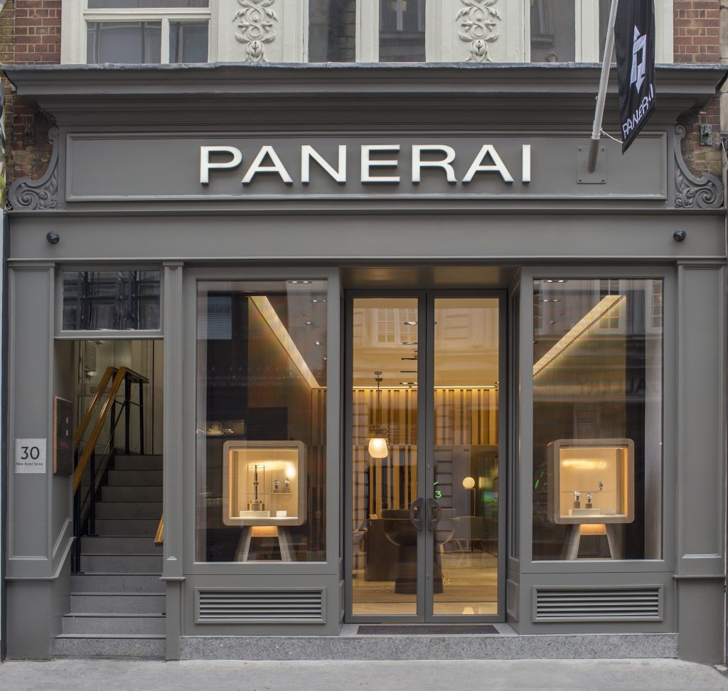 La boutique Panerai