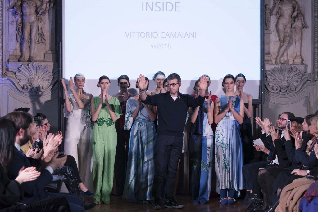 Vittorio Camaiani omaggia Maria Ripa di Meana