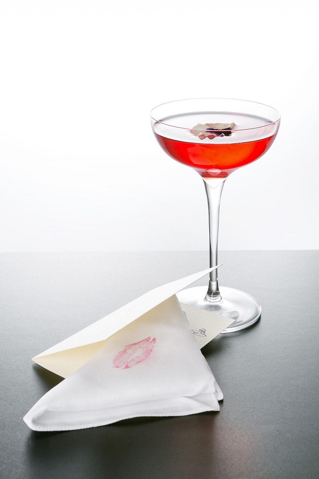 Cloe, un cocktail rosa per San Valentino