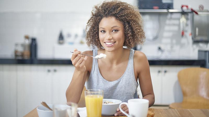 colazione, rimedi salutari
