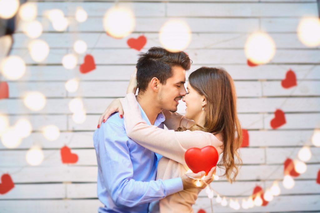 I sintomi scientifici di innamoramento