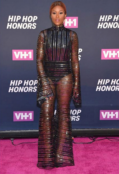 Eve, VH1 Hip Hop Honors