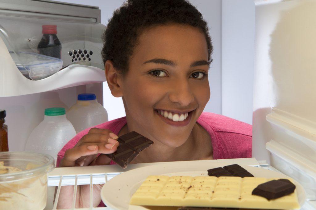Conservare il cioccolato in frigorifero? Meglio di no