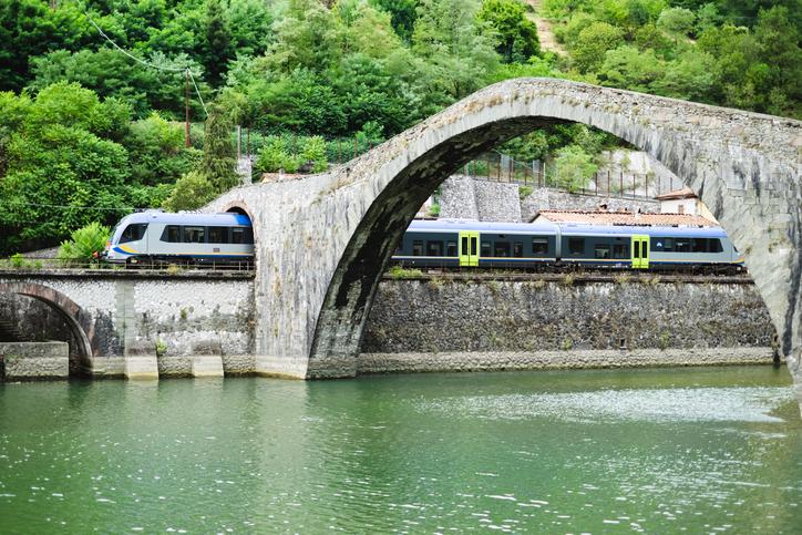 Borghi da vivere in treno