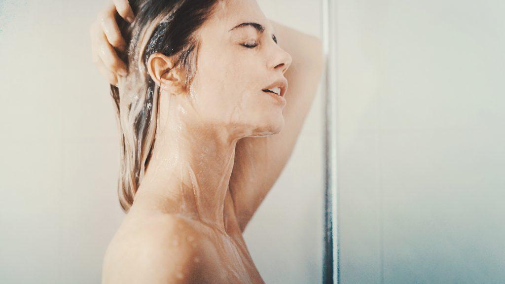 doccia rigenerante