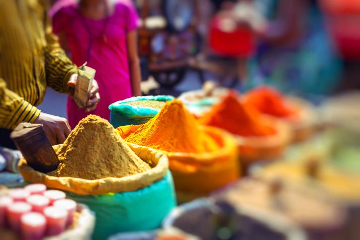 spezie della cucina indiana