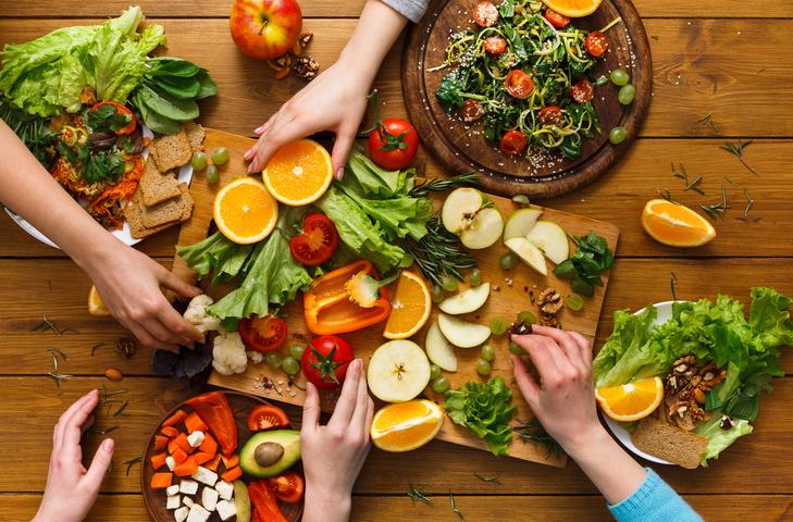 italiani vegetariani