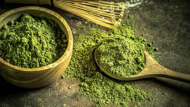 Matcha green tea: dimagrire con gli integratori
