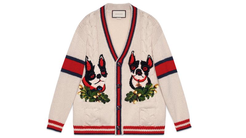 Capodanno cinese, maglione Gucci