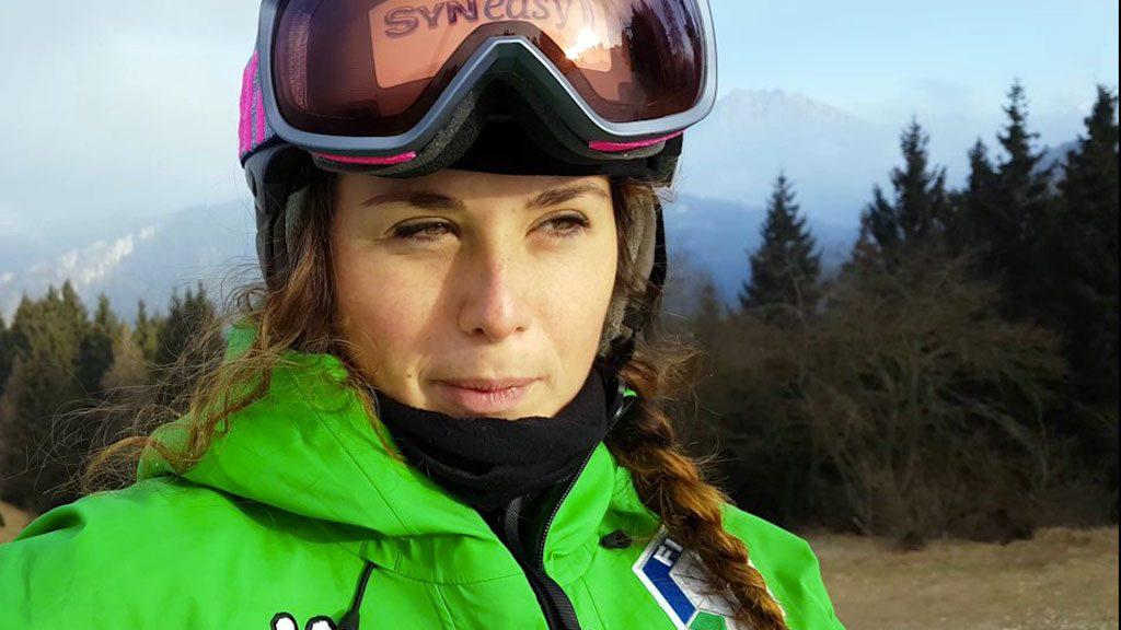 Michela Moioli, sul podio oltre i pregiudizi