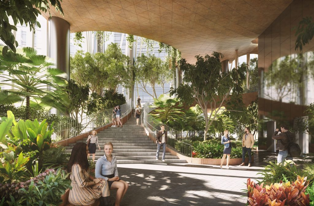 L'architettura urbana è sempre più verde
