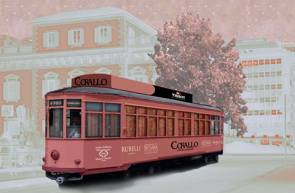 Brera Design District, un tram chiamato Corallo