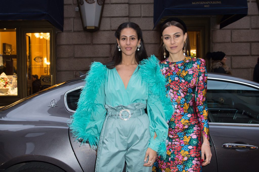 Giorgia Tordini e Gilda Ambrosio, fenomeni fashion