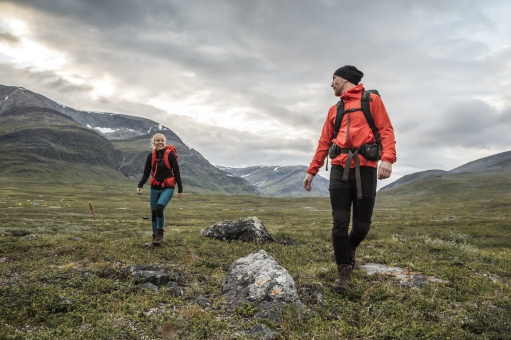 Trekking, l'abbigliamento per camminare all'aria aperta