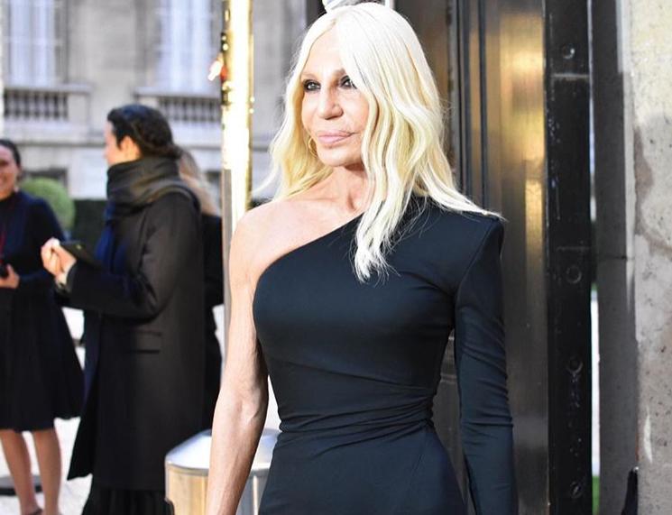 20 anni di stile: intervista a Donatella Versace