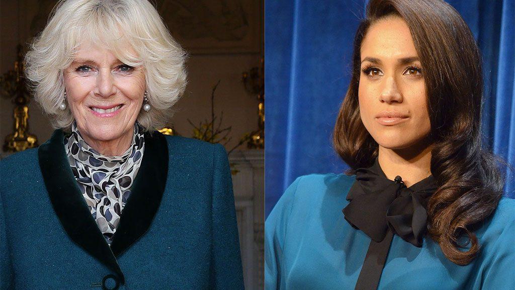 Meghan e Camilla, a Buckingham Palace oltre il sangue blu