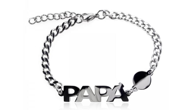 gioielli papà moderno