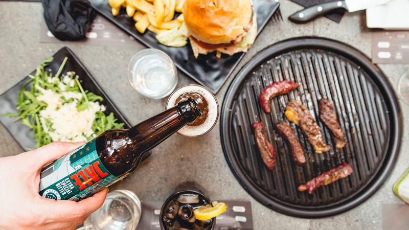 La grigliata è servita con Burger Bar Grill