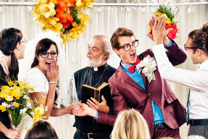 matrimonio nerd, intelligenza verbale