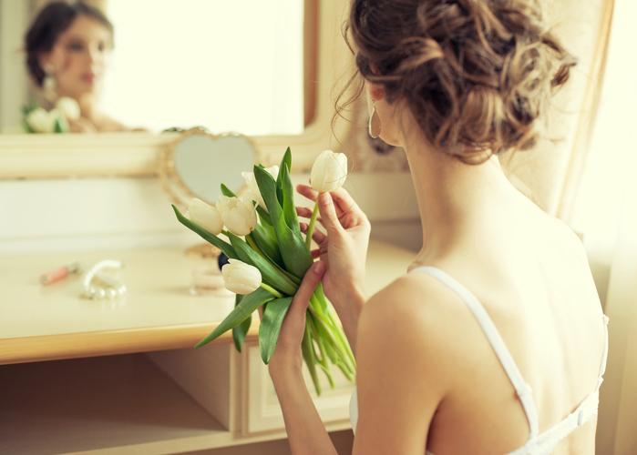 lingerie da sposa