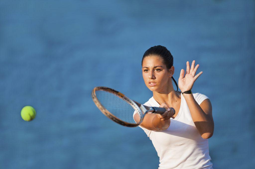 Palline da tennis: gialle ma non da sempre