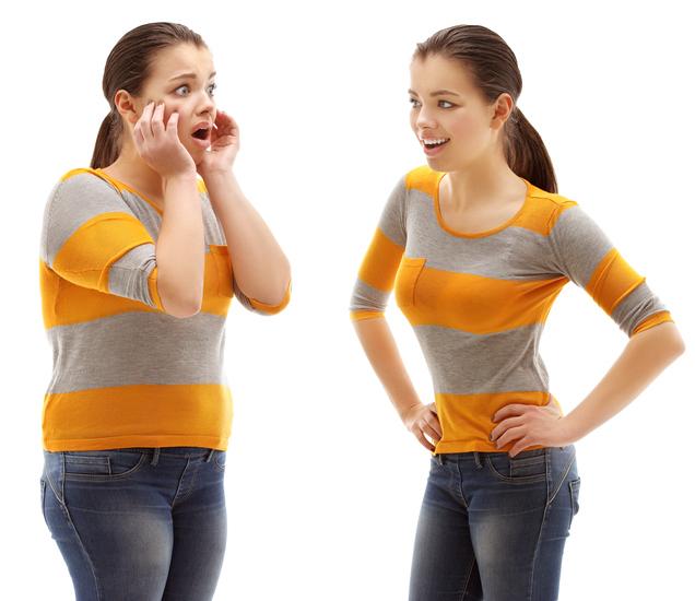 Gli uomini stressati preferiscono le donne obese