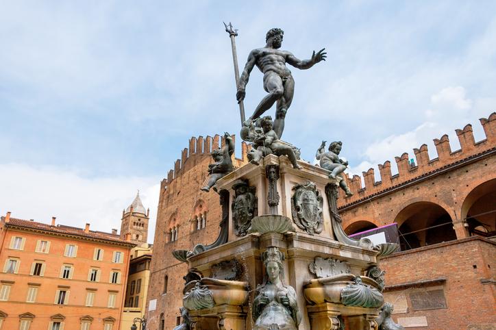Nettuno, l'architetto delle acque in mostra a Bologna