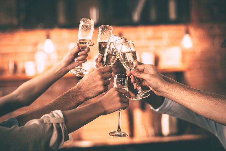Cheers, vinitaly, brindisi