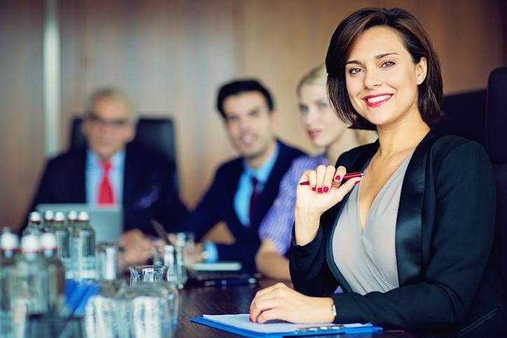 Donne CEO, i vantaggi di averle al comando