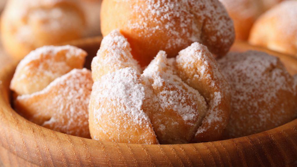 Frittelle di zucchero