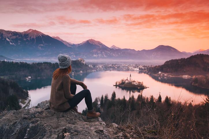 Viaggiatrici solitarie